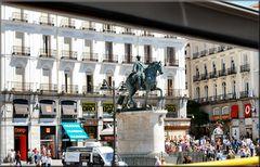 Puerta  del Sol...Compro Oro .