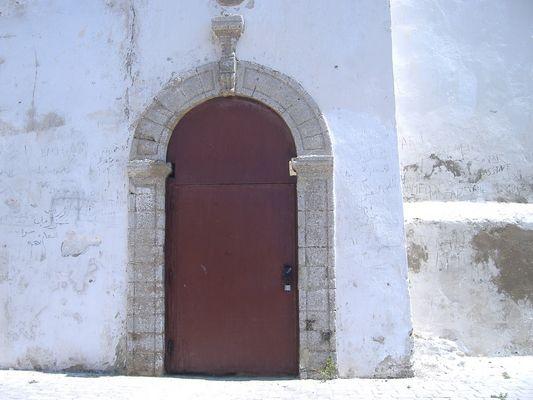 Puerta en El Jadida