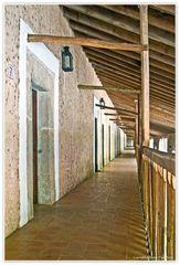 Puertas de las celdas (Türen zu den Zellen)