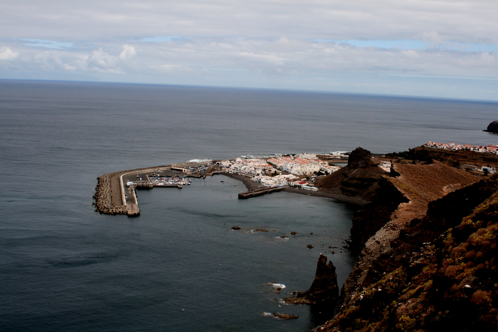 Puerto de Agaete (Gran Canaria)