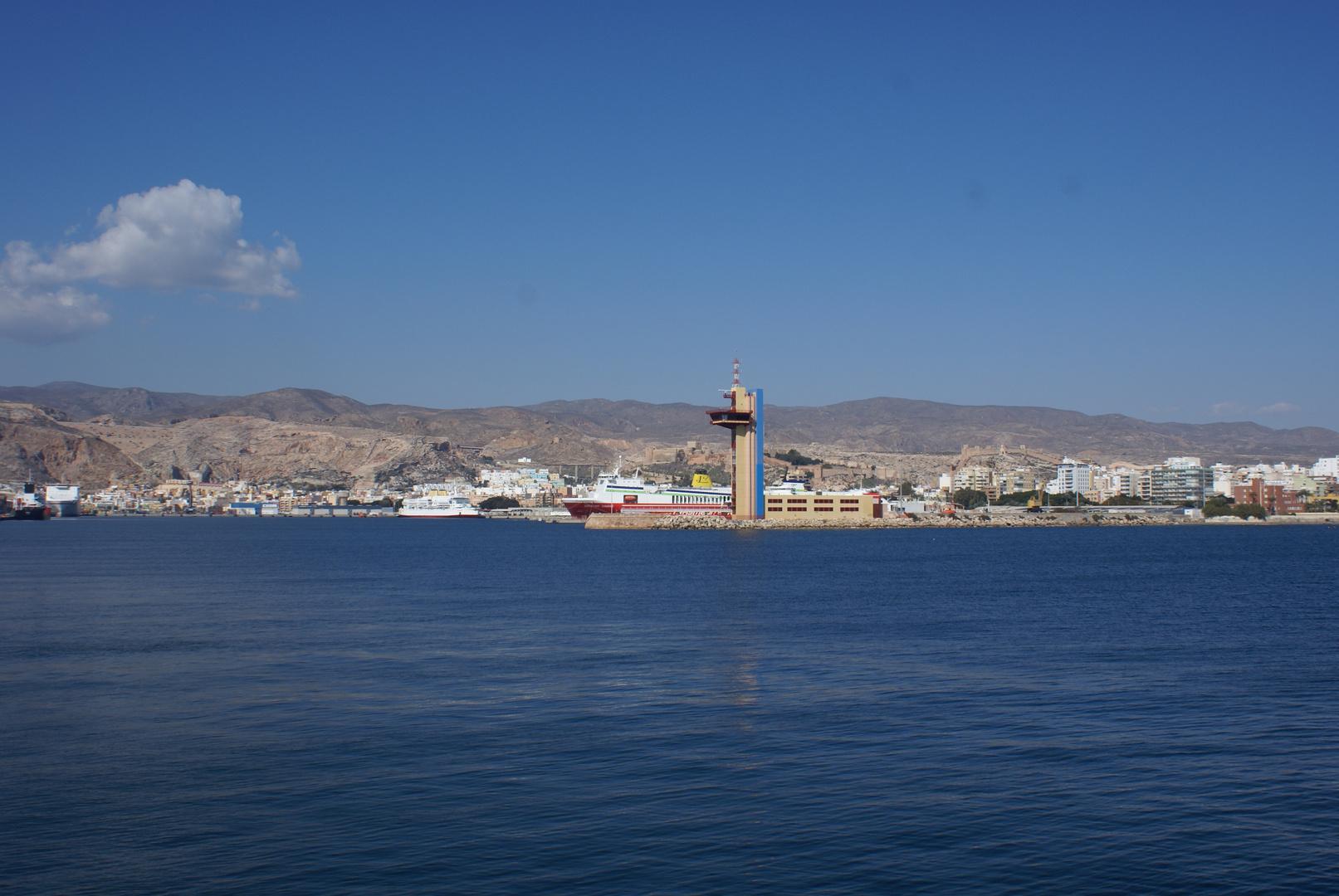 puerto de almeria