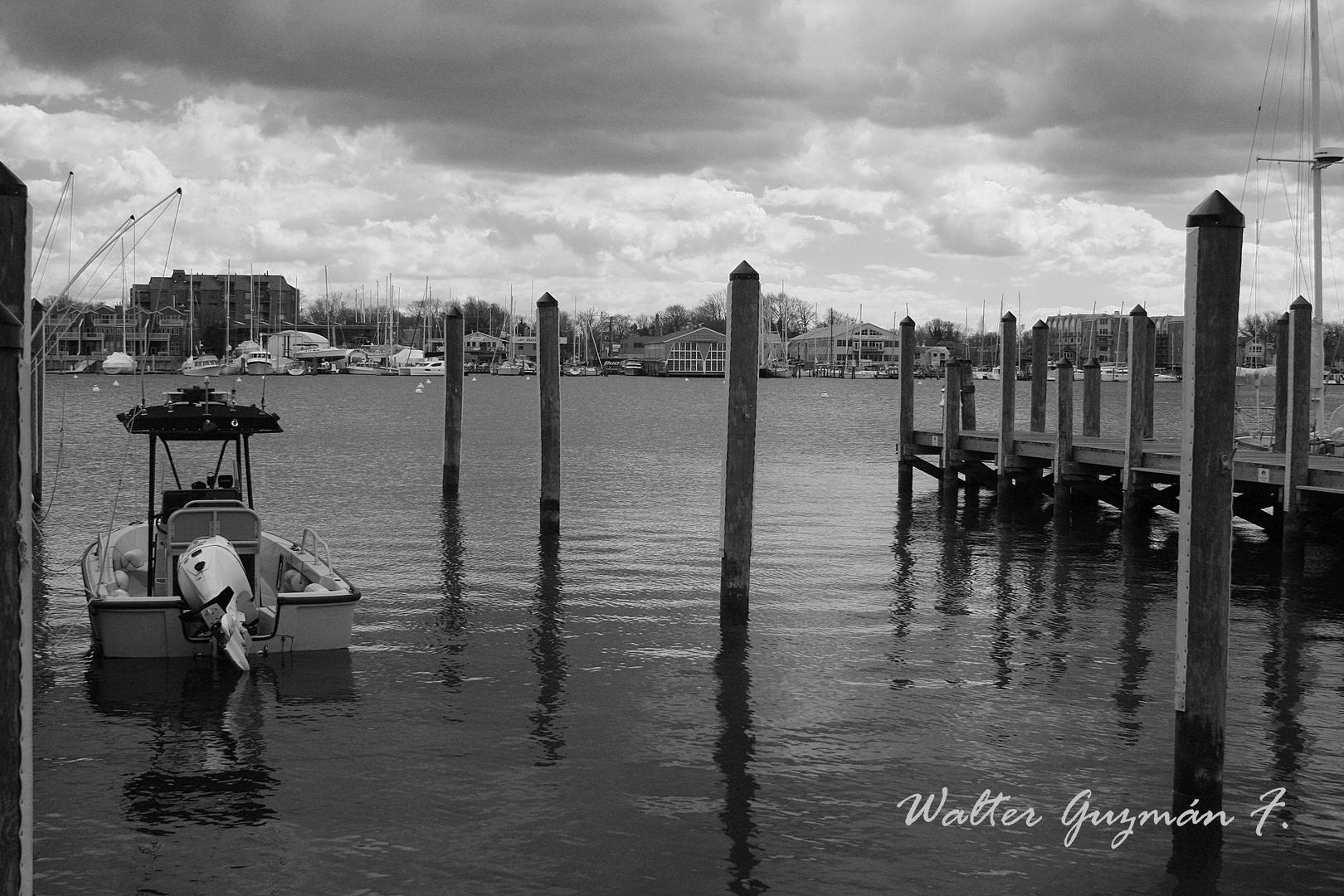 Puerto de Annapolis USA