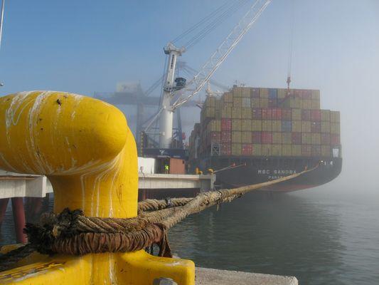 Puerto de Coronel - Chile