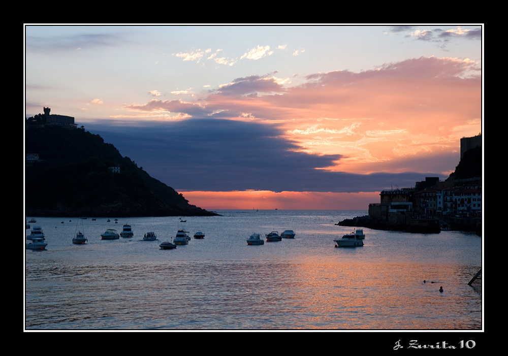 Puerto de Donosti