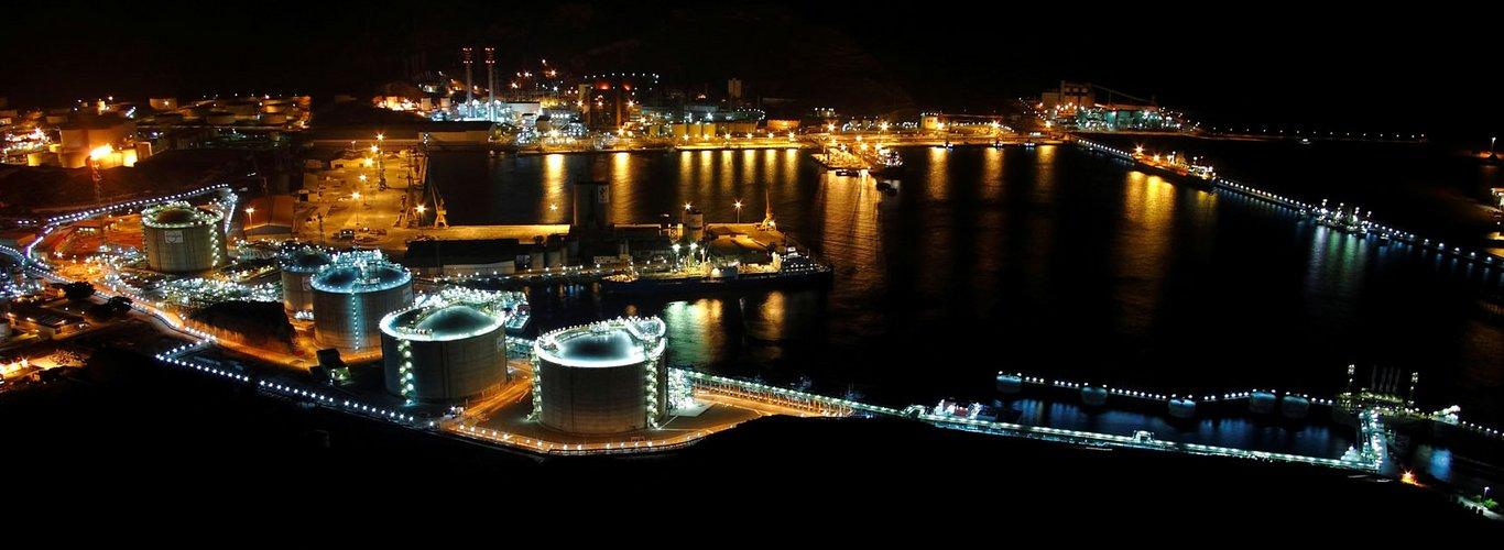 Puerto de Escombreras