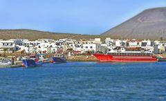 Puerto de La Graciosa