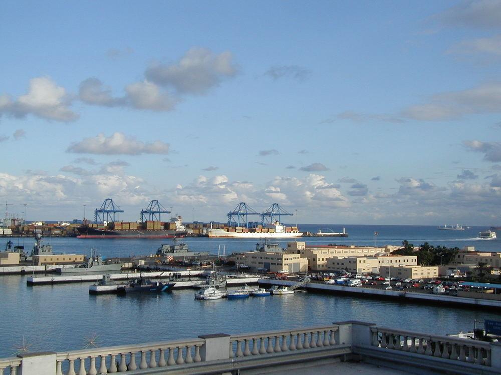 Puerto de la Luz.