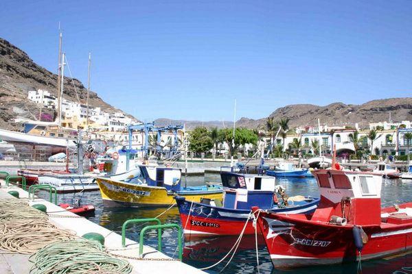 Puerto de Mogan -Gran Canaria