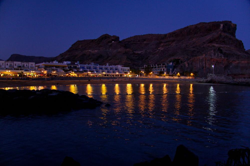 Puerto de Mogan in Gran Canaria