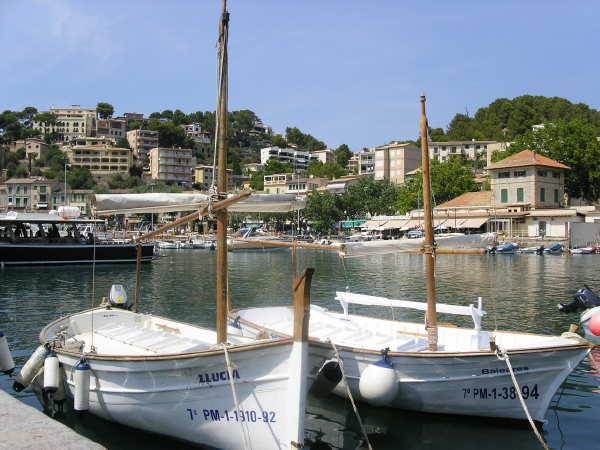 Puerto de Soller / Mallorca