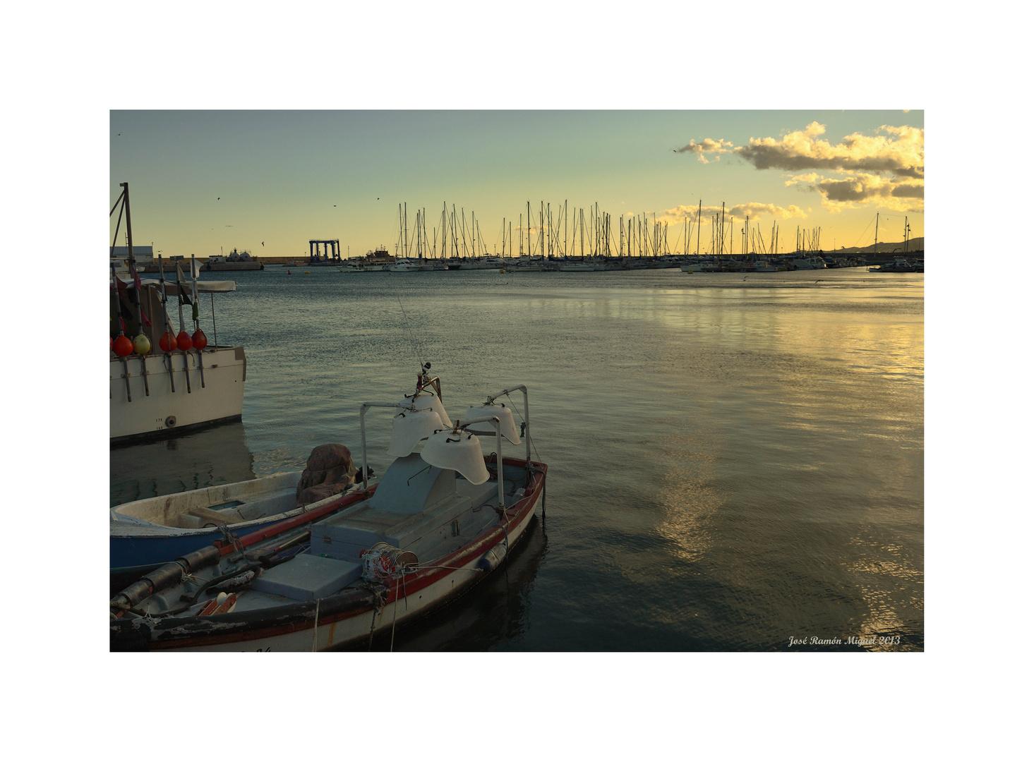 Puerto de Vinaros. 1