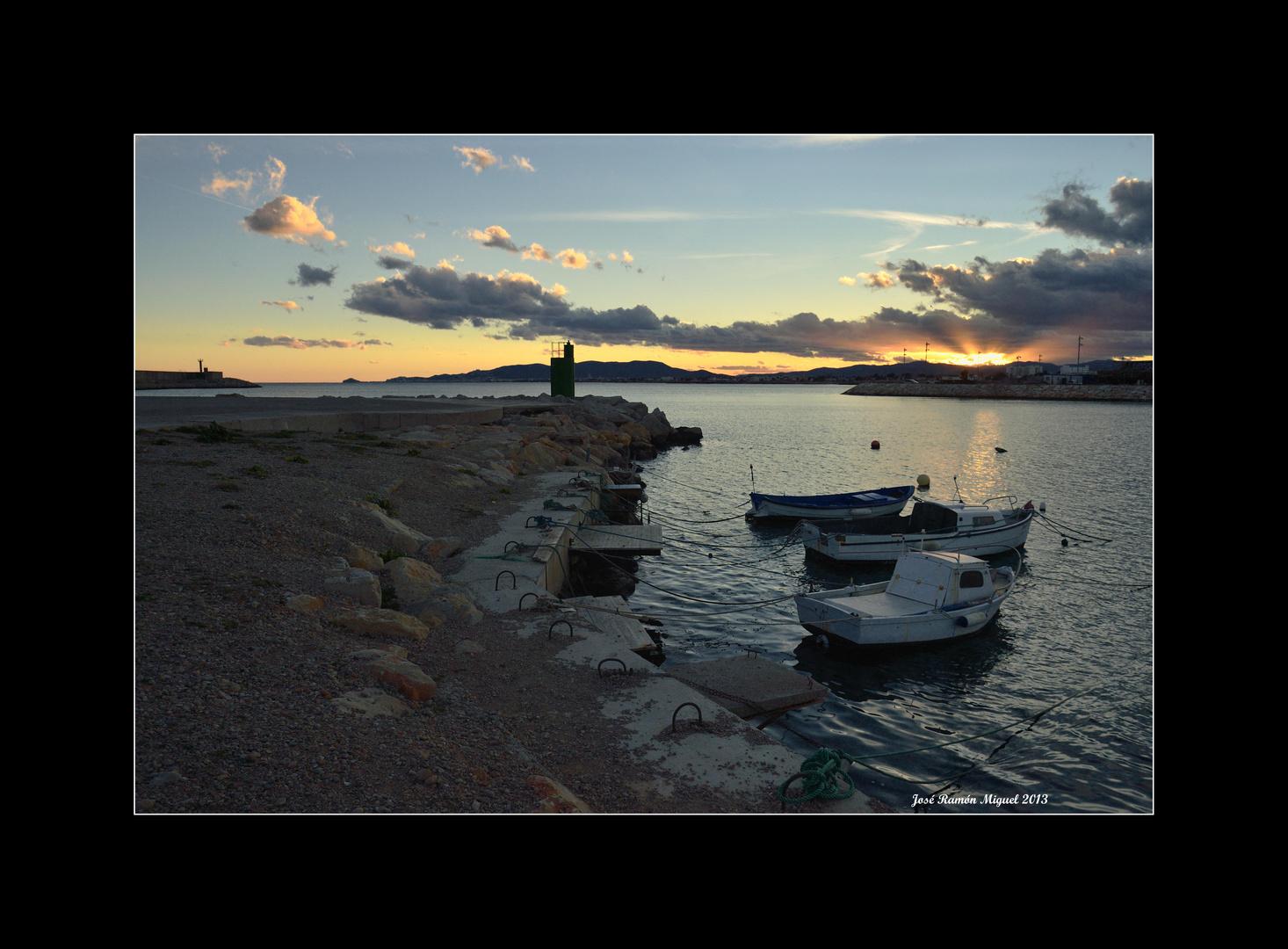 Puerto de Vinaros