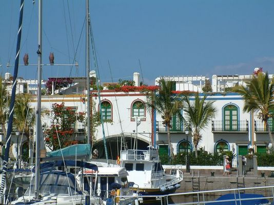 Puerto del Mogán