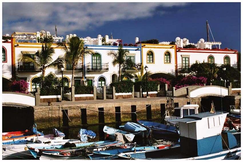 Puerto Mogàn
