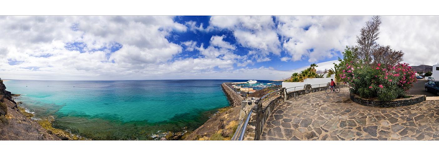 Puerto Morro Jable - Fuerteventura