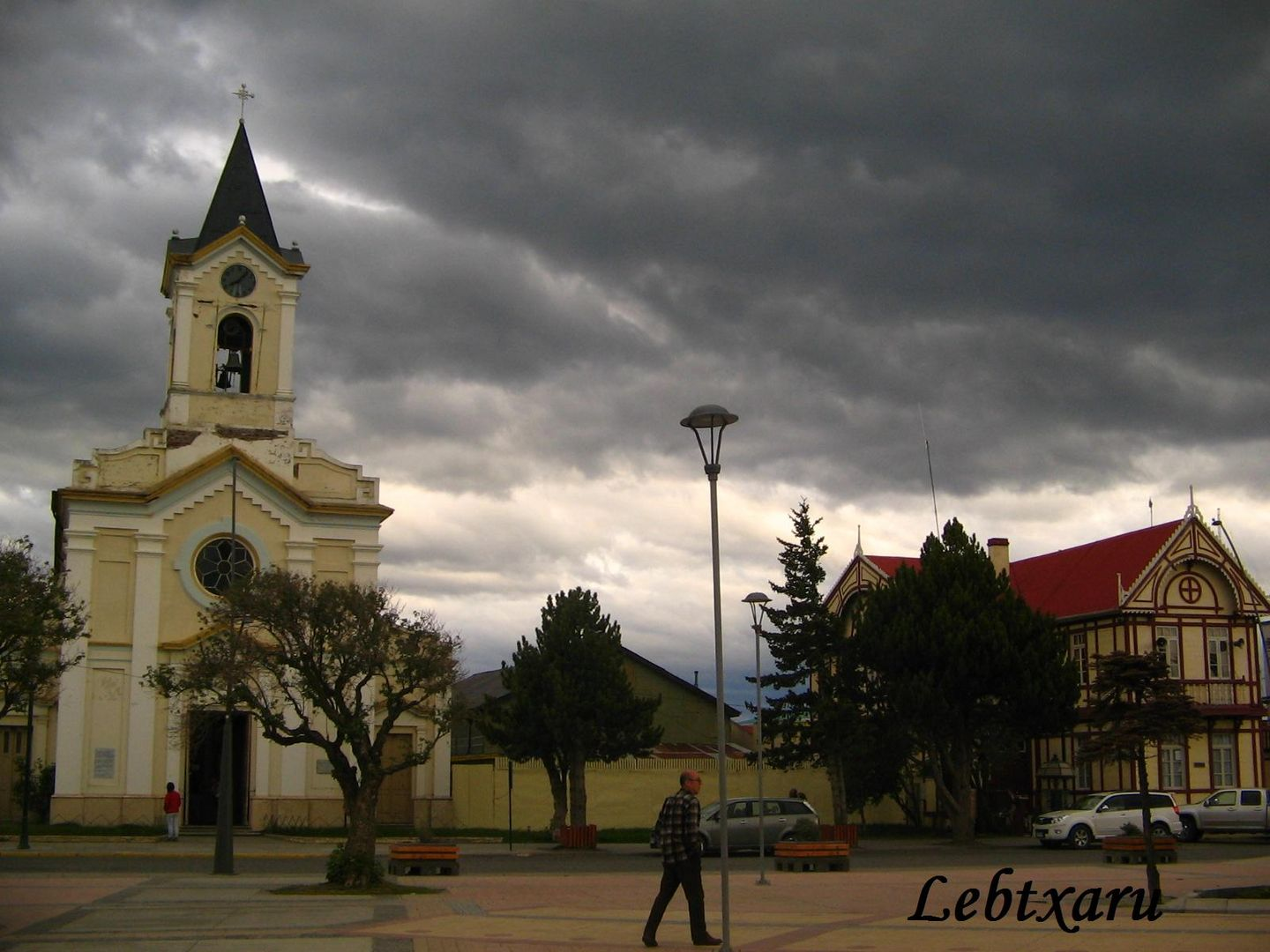 Puerto Natales Church