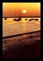 puesta de sol en Punta Umbría