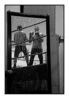Pugili allo specchio