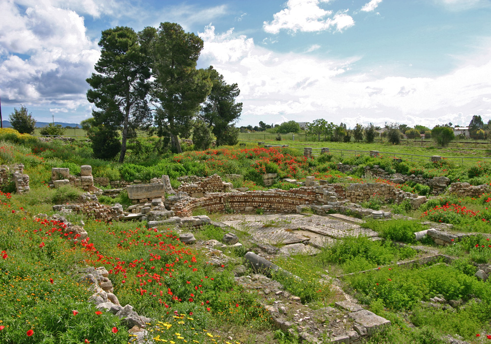 Puglia - auf dem Weg nach Barletta