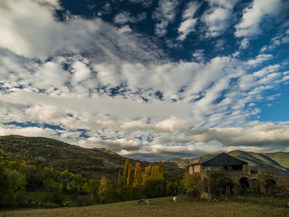 Pujalt (Pallars Sobirá Lleida Catalunya)