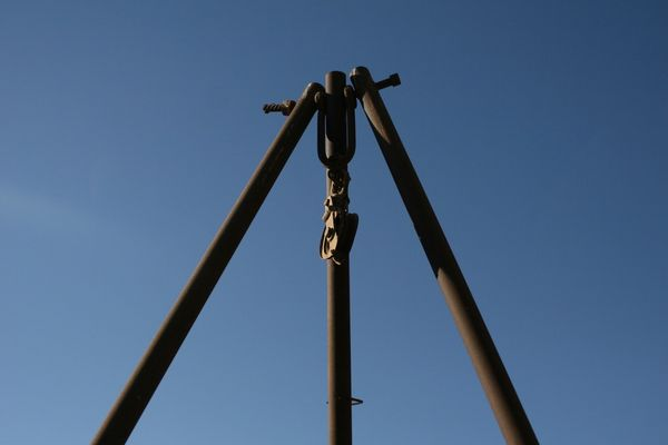 PULLEY OF HEAVENS