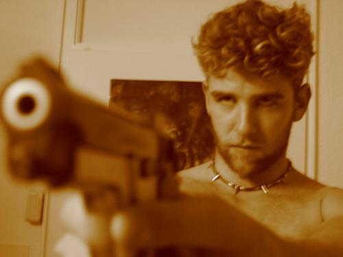 """""""Pulp Fiction für Arme"""" .... oder: """"Schreckliche Folgen geistigen Leerlaufs"""""""