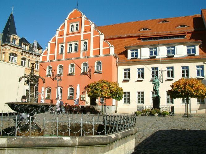 Pulsnitzer Marktplatz