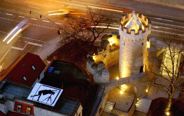 Pulverturm in Jena