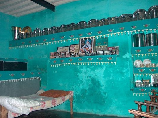 Punjab Wohnzimmer