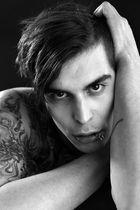 Punky Tattoo Men