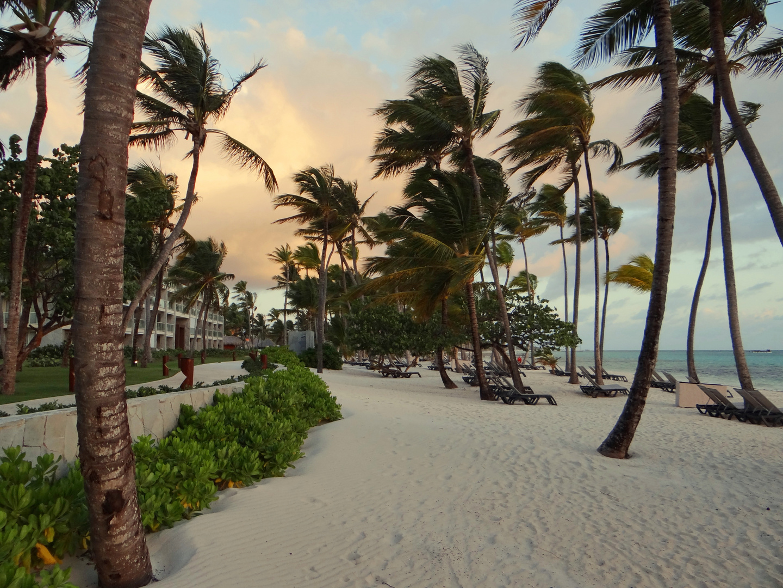 Punta Cana al amanecer