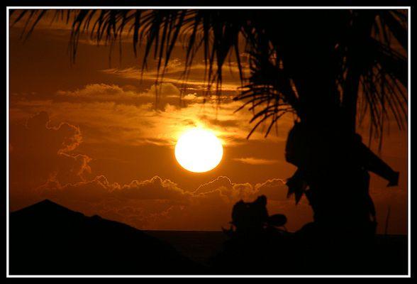 Punta Cana Sonnenaufgang in der Karibik