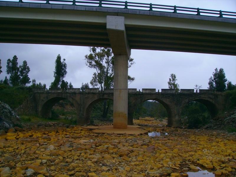 punte nuevo,puente viejo