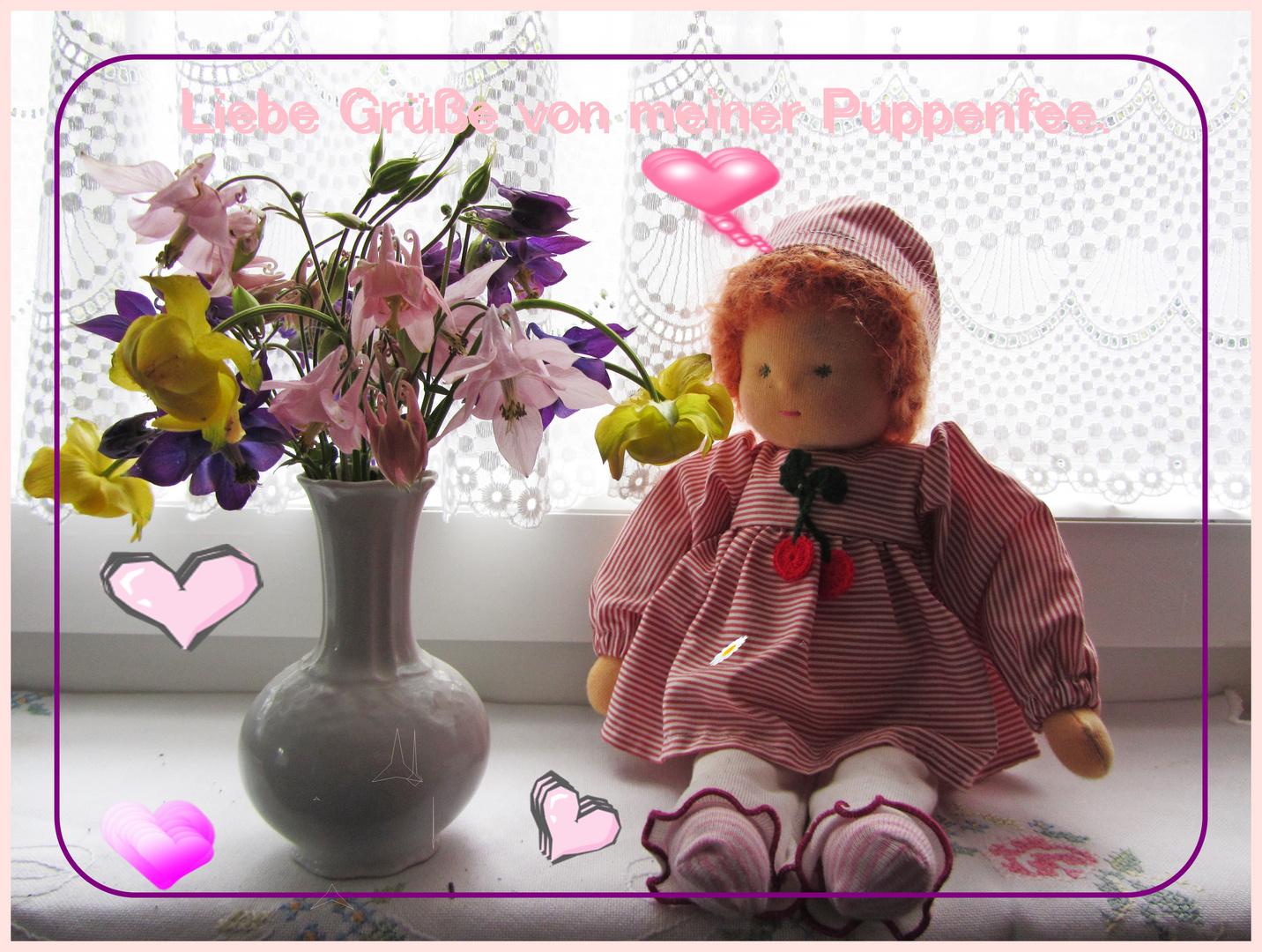Puppe mi Herz