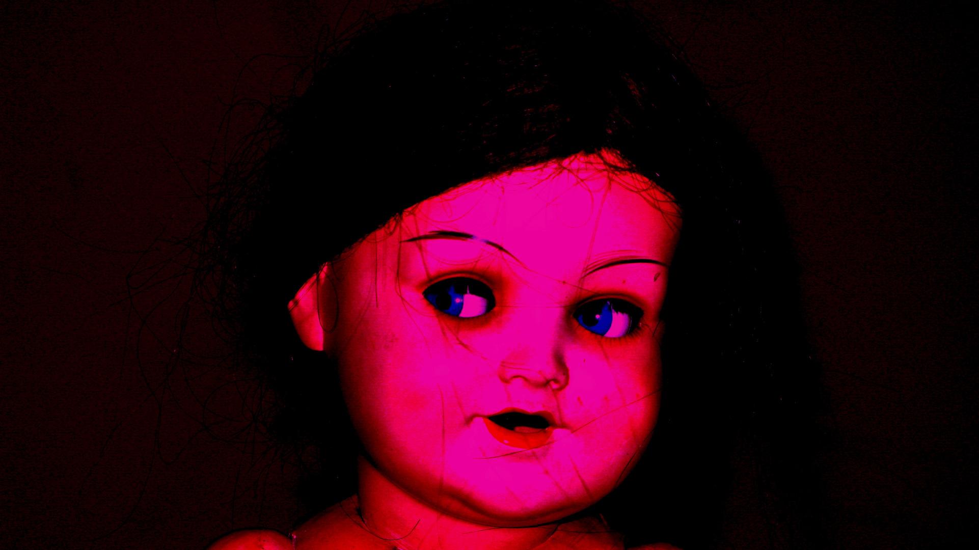 Puppengesicht 2