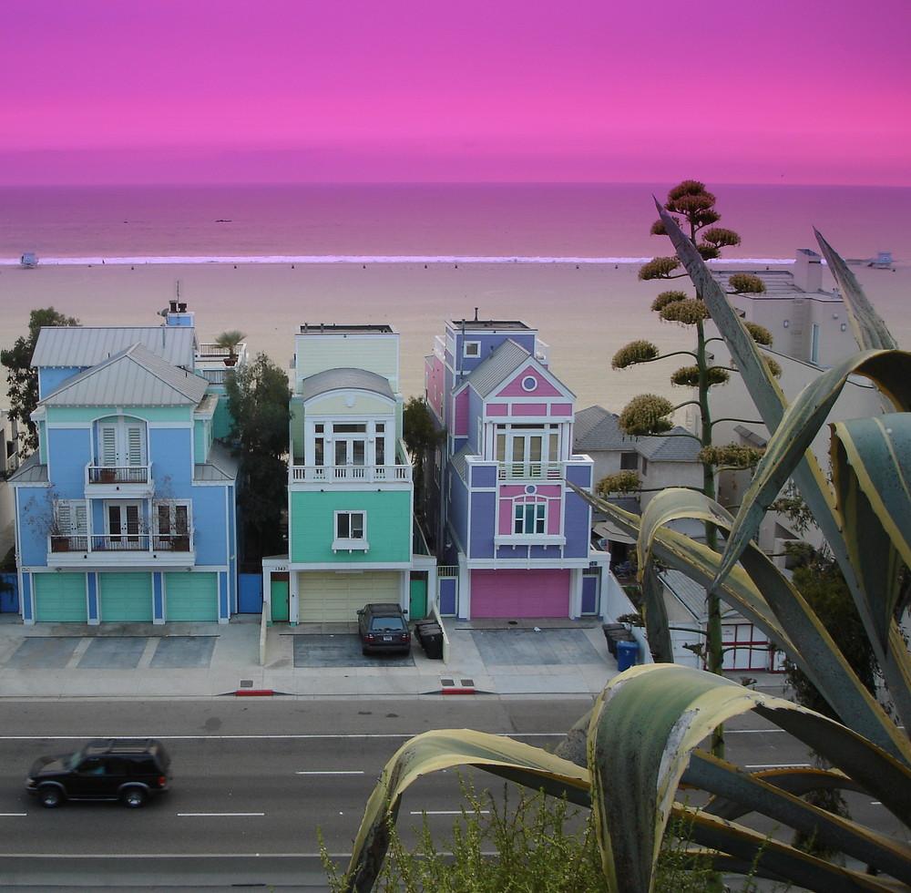 Puppenhaus in Santa Monica