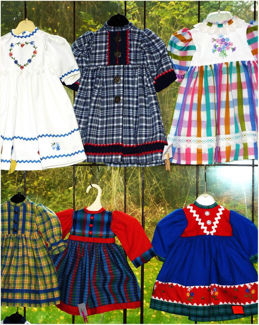 Puppenkleider