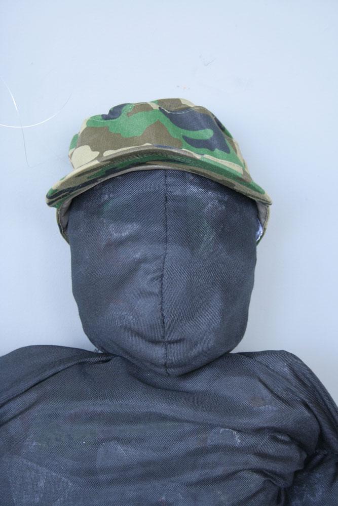 puppet man portrait