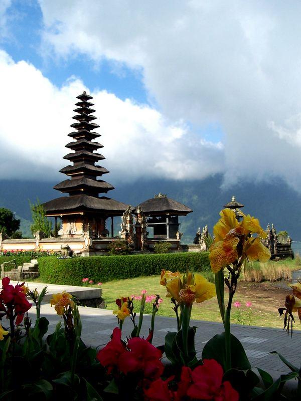 PuraUlun Danu Tempel Bali