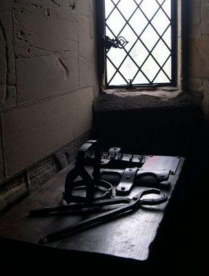 'pure Folter'