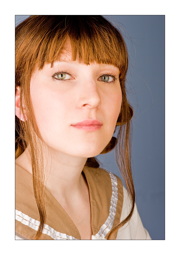 Pure Portrait of Andrea