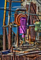 purple Rührmotor