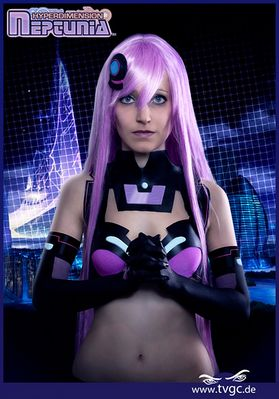Purple Sister - Hyperdimension Neptunia mk2