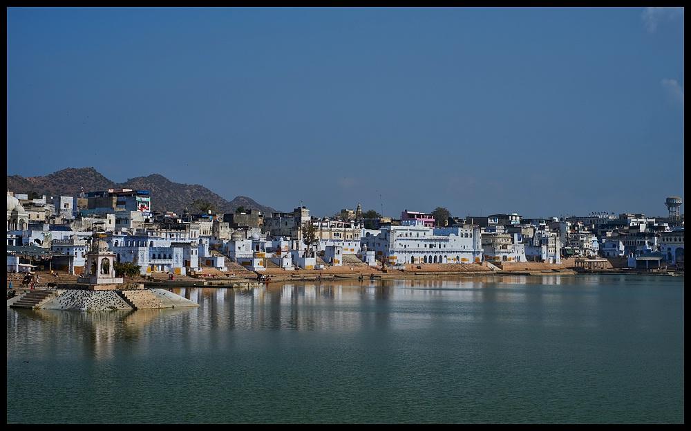 Pushkar - Der heilige See