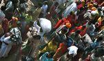 Pushkar Mela, grösster Kamel Markt, von Heidi Bader