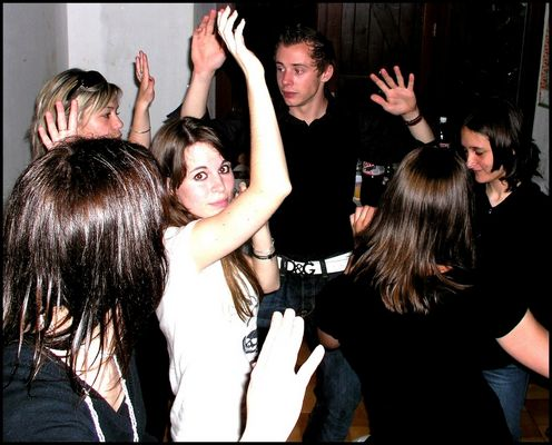 Put your hands up in the air =D