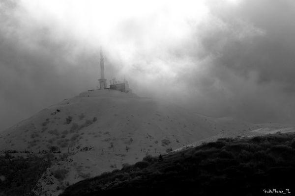Puy-de-Dôme contrarié...