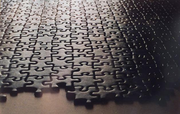 Puzzle, metafora della vita complicata