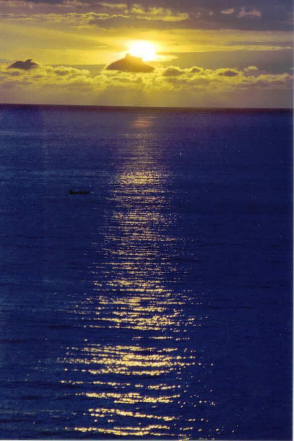 PV Sunset