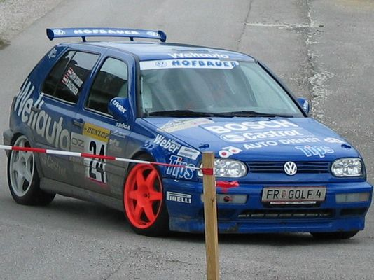 Pyhrn Eisenwurzen Rallye Danzinger